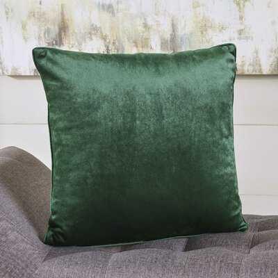 Owlswick Square Fabric Throw Pillow - Wayfair