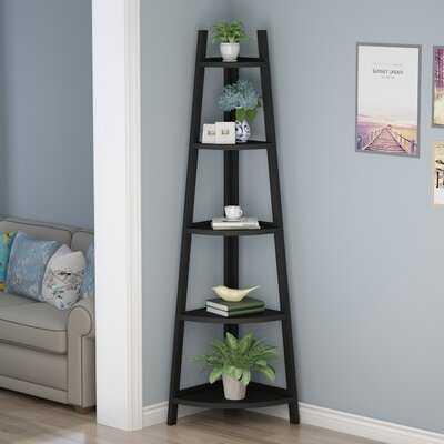 Laymon Triangular Corner Plant Stand - Wayfair