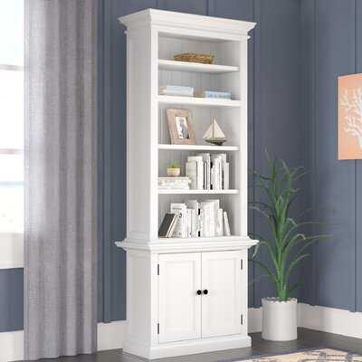 Amityville Standard Bookcase - Wayfair