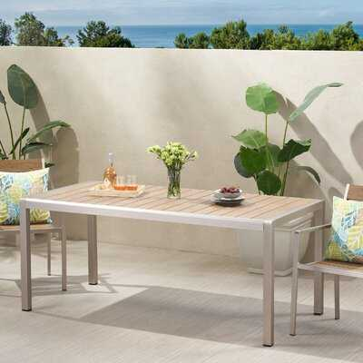 Royalston Manufactured Wood Dining Table - Wayfair