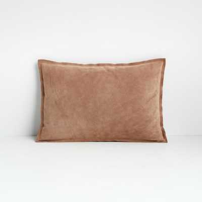 """Camito 18""""x12"""" Pillow Cover - Crate and Barrel"""
