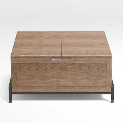 Winchester Square Trunk - Crate and Barrel