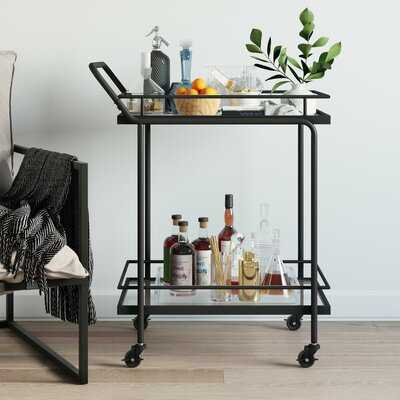 Ackerman Bar Cart - AllModern