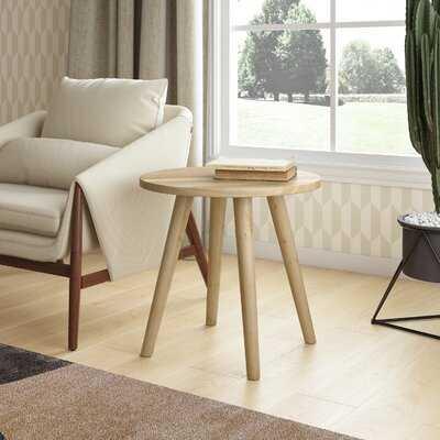 Trikomo End Table - Wayfair
