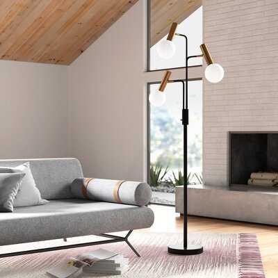 "Ademar 70"" LED Tree Floor Lamp - AllModern"