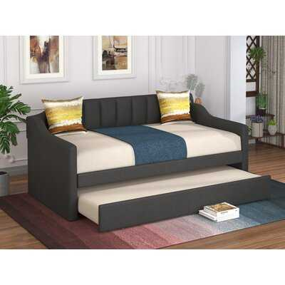 Derx Twin Daybed with Trundle - Wayfair
