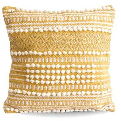 Tuncay Square Pillow Cover and Insert - Wayfair