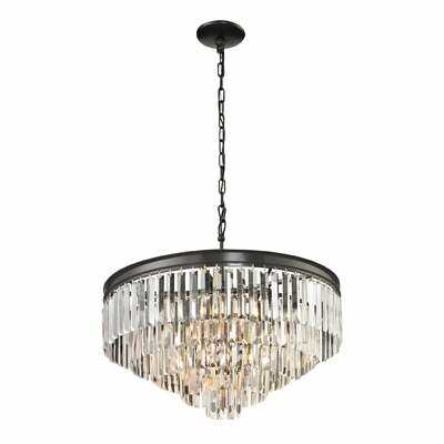 Morrissey 6-Light Unique / Statement Chandelier - Birch Lane
