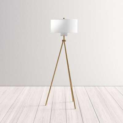 "Brice 66"" Tripod Floor Lamp - AllModern"