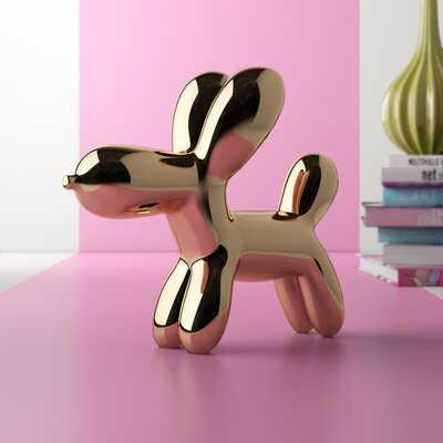 Aguilera Balloon Dog Piggy Bank - Wayfair