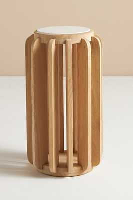 Gus End Table By Anthropologie in Beige - Anthropologie