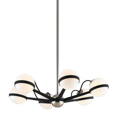 Olivera 6-Light Sputnik Sphere Chandelier - AllModern