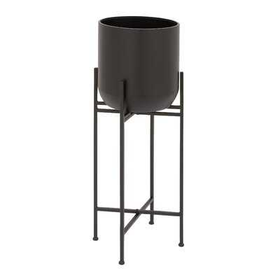 Danton Iron Pot Planter - AllModern
