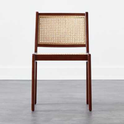 Thea Cane Dining Chair - CB2