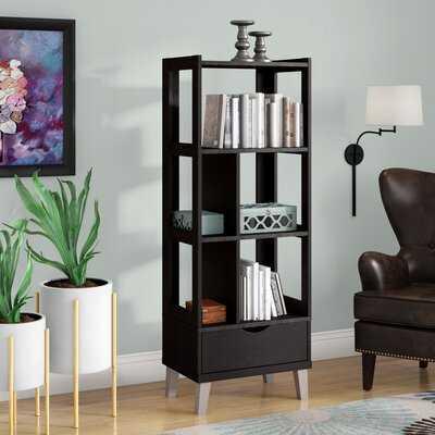 Gavin Etagere Bookcase - Wayfair