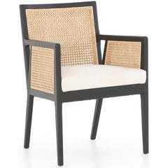 Antonia Cane Arm Chair - High Fashion Home