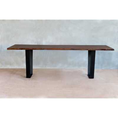 Masaya & Co Segovia Solid Wood Dining Table - Perigold