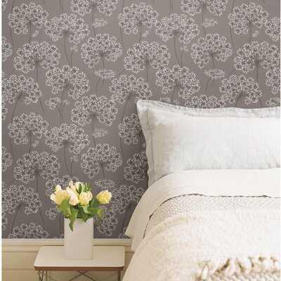 "Seabeck 18' x 20.5"" Peel and Stick Wallpaper - Birch Lane"