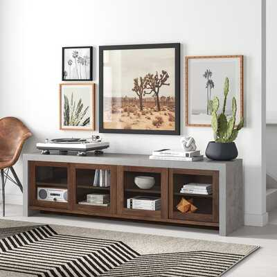 Portsmouth TV Stand for TVs up to 78 inches - AllModern
