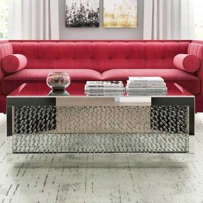 Larock Crystal Coffee Table - Wayfair