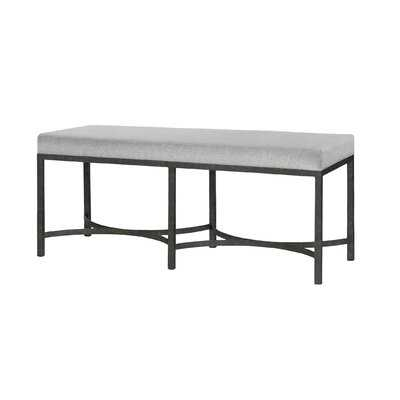 New Orleans Metal Bench - Wayfair