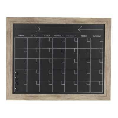 Magnetic Wall Mounted Chalkboard - Birch Lane