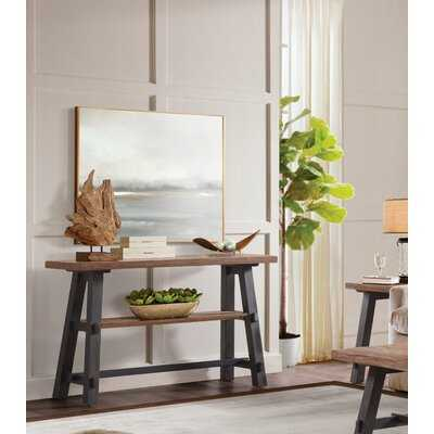 "Templeman 48"" Solid Wood Console Table - Wayfair"
