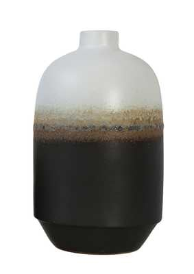 Solomon Ceramic Vase, Large - Cove Goods
