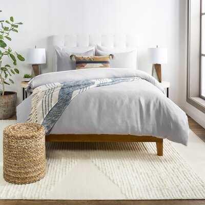 Cheerful Linen Duvet Cover Set - AllModern