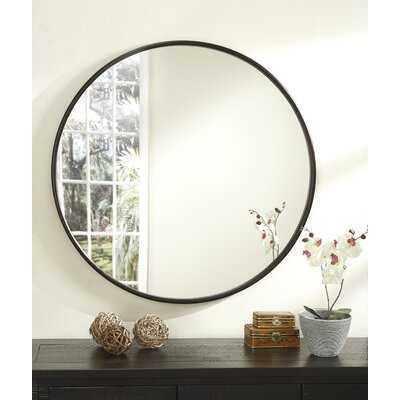 Walden Round Accent Mirror - Wayfair