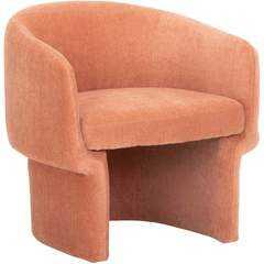 Clementine Chair, Nectarine - High Fashion Home