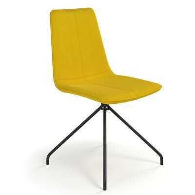 Maeva Velvet Side Chair - AllModern