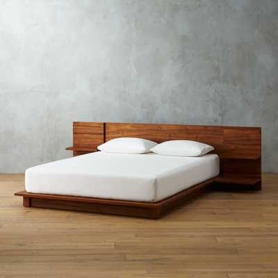 Andes Acacia California King Bed - CB2