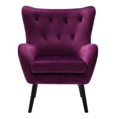 Sera Wingback Chair - Wayfair