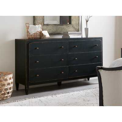 CiaoBella 6 Drawer Double Dresser - Birch Lane