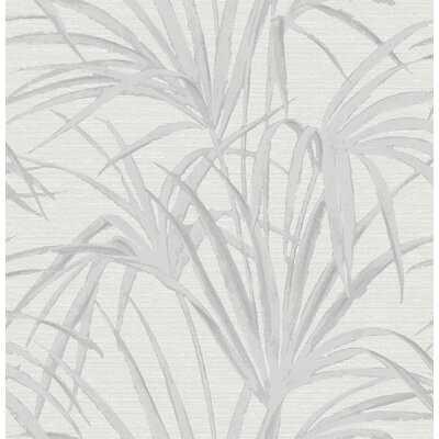 "Ochlocknee 33' x 21"" Palm Wallpaper Roll - Birch Lane"