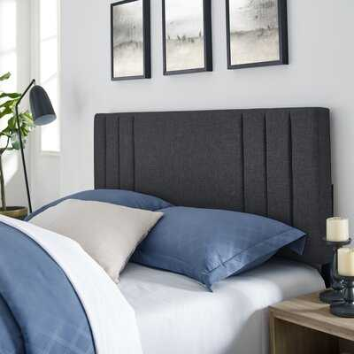 Martinsdale Upholstered Panel Headboard - Wayfair