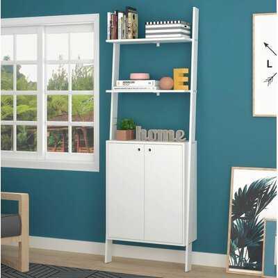 Anikin Ladder Bookcase - Wayfair