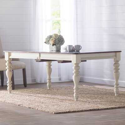 Copley Solid Wood Dining Table - Birch Lane