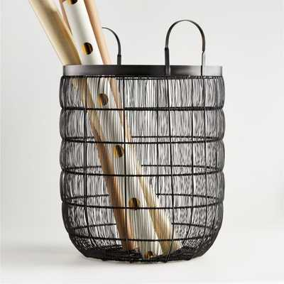 Claude Wire Basket - Crate and Barrel