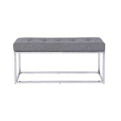 Forgey Upholstered Bench - Wayfair