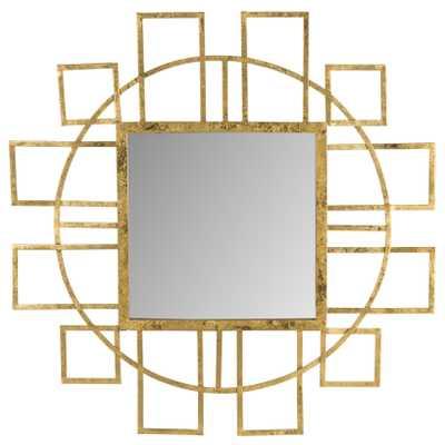 Matrix Mirror - Gold - Arlo Home - Arlo Home