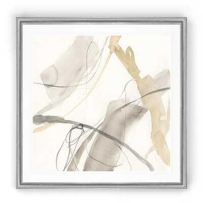 'Neutral Momentum II' - Painting Print on Canvas - Wayfair