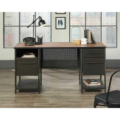 Elmsall Executive Desk - Wayfair