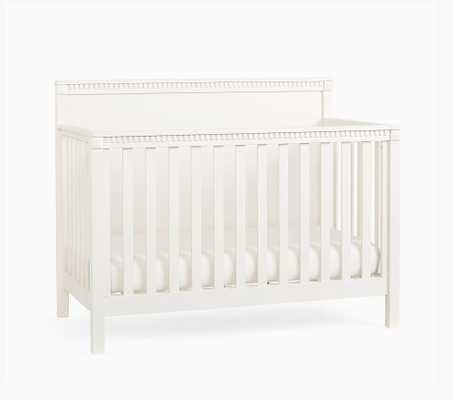 Rory 4-in-1 Convertible Crib, Montauk White, In-Home Delivery - Pottery Barn Kids