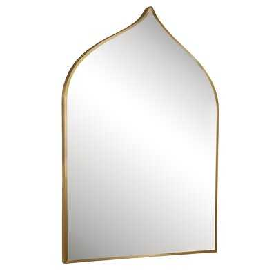 Xochitl Agadir Arch Glam Beveled Accent Mirror - Wayfair