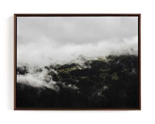 In The Clouds Art Print - Minted