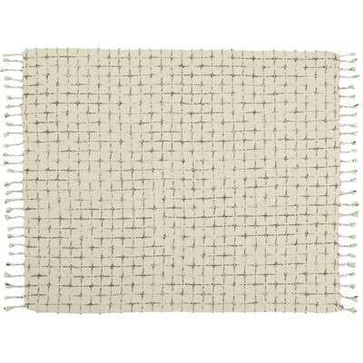 Gravois Geometric Cotton Throw - AllModern