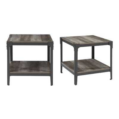 Lockland 2 Piece End Table Set - Birch Lane