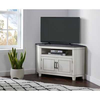 "Carnes Corner TV Stand for TVs up to 55"" - Wayfair"